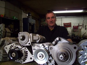 Lalor AutoElectrics - supplying, fitting and repairing starters and alternators for over 20 years